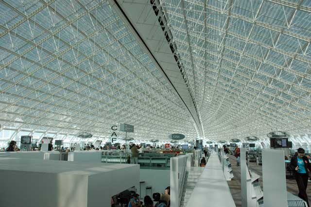 Paris Charles de Gaulle International Airport