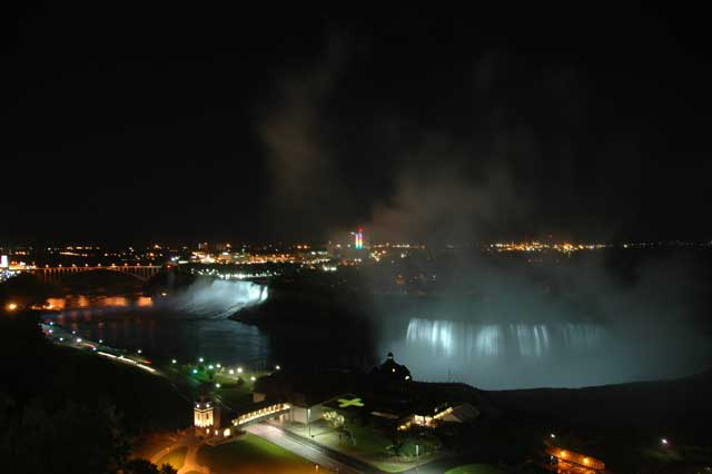 Niagara Falls (As Seen from Canada)