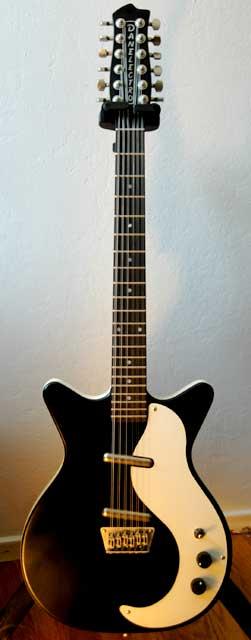 Danelectro 12 string