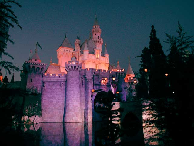Disney Castle