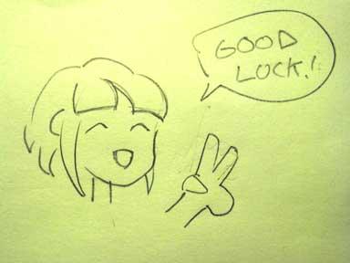 Good Luck (By Matias Duarte)