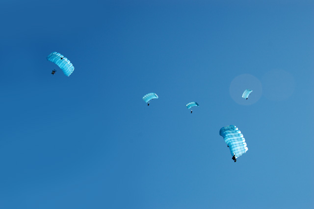 Paratroops
