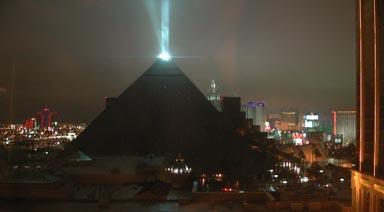 Luxor Hotel, Los Vegas