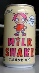 Milk Shake Can
