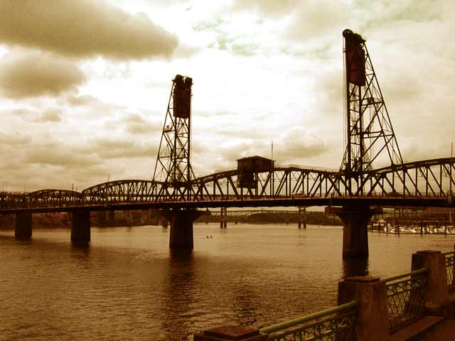 Portland Bridge