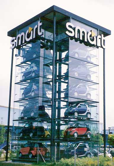 Smart Car Dispensor