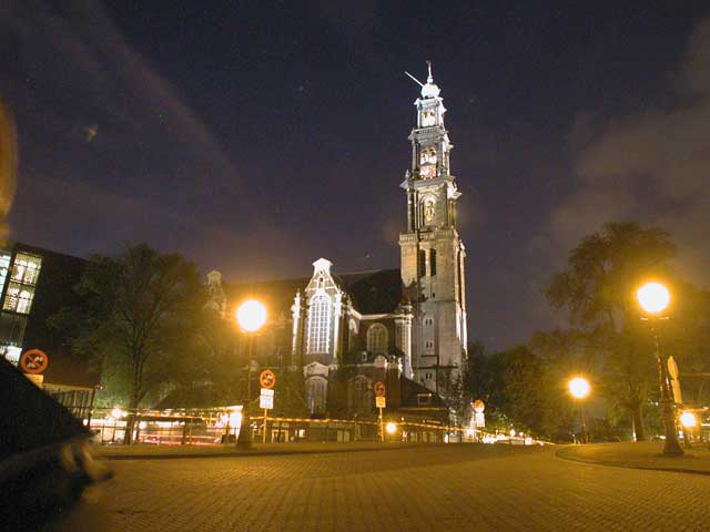 Westerkerk - the West Church