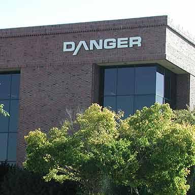 Danger's new headquarters.