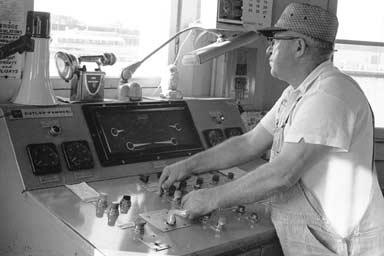 Drawbridge Operator