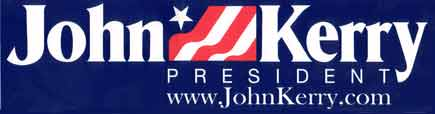 John Kerry Bumper Sticker