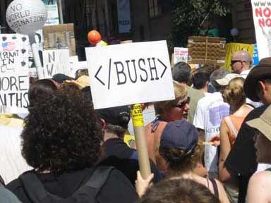 </BUSH>